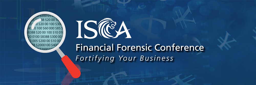 ISCA Financial Forensic Conference